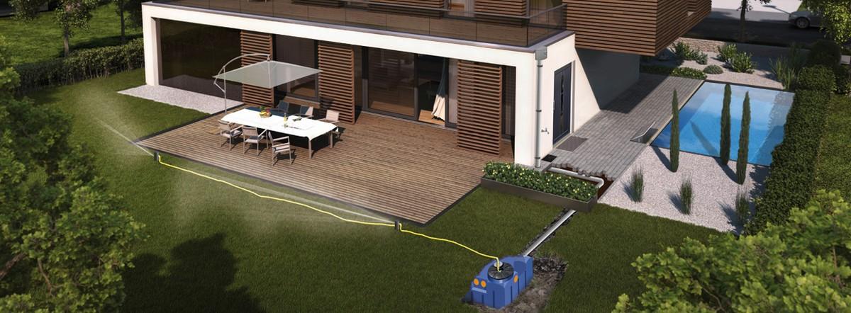 Dé winkel voor afwatering voor uw tuin , terras, oprit en zwembad
